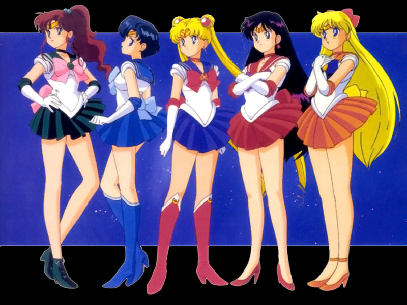 Сейлор Мун (Sailor Moon)