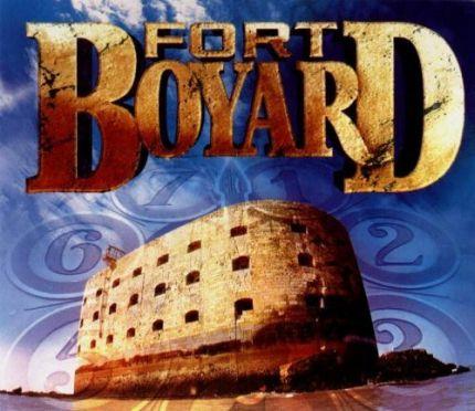 Форт байяр fort boyard